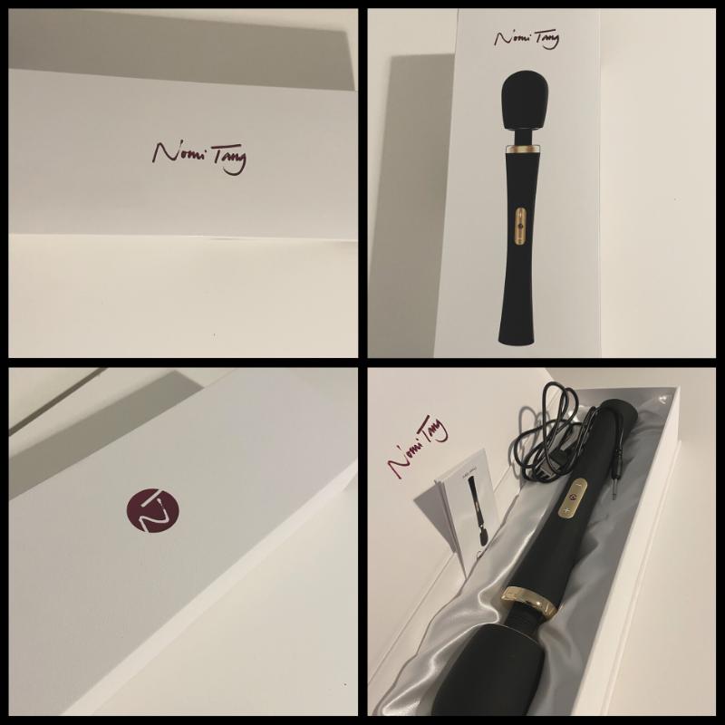 De doosjes van Nomi Tang zijn altijd heel mooi en stijlvol